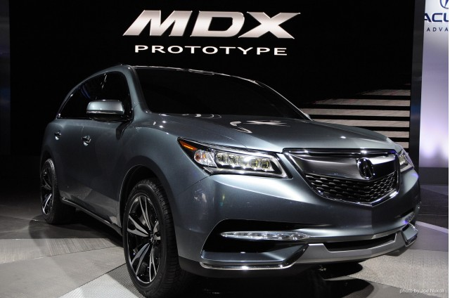 2014 Acura MDX Black Edition | TOPCARZ.US