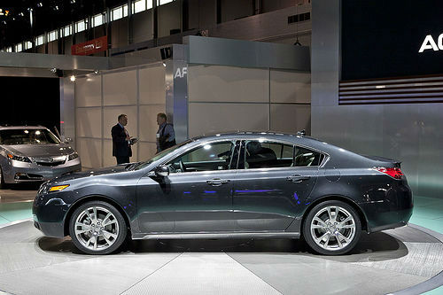 2014 Acura TLX Redesign