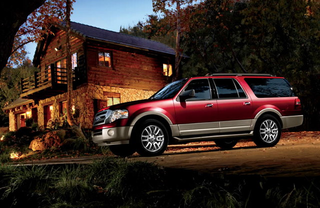 2014 Ford Expedition Ecoboost
