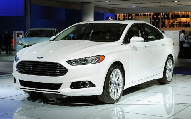 2014 Ford Fusion Release Date