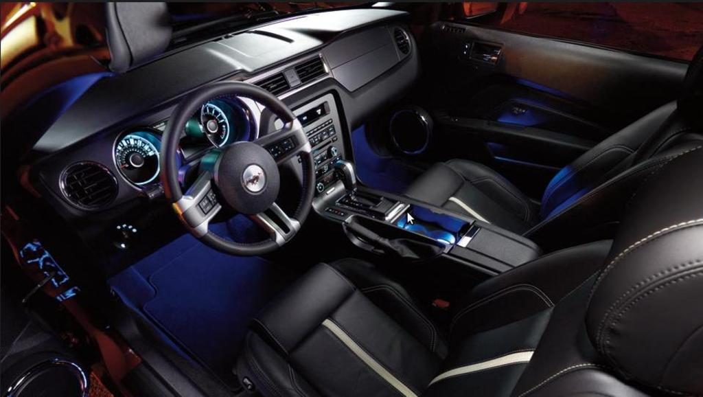 2014 ford mustang interior topcarz us