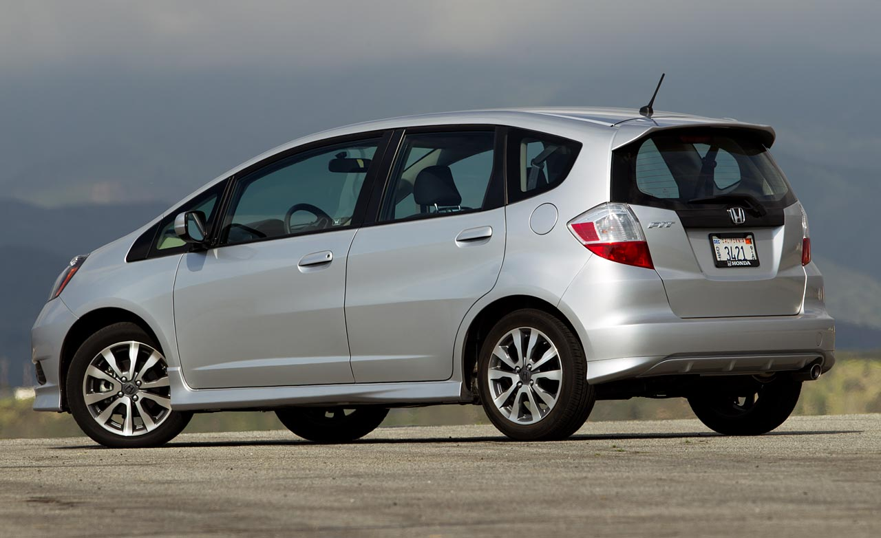Exceptional 2014 Honda Fit Sport