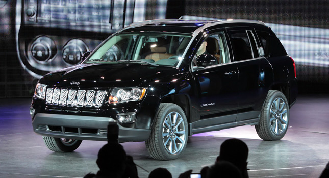 2014 Jeep Compass Black Edition