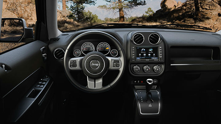 Amazing 2014 Jeep Patriot Limited Interior