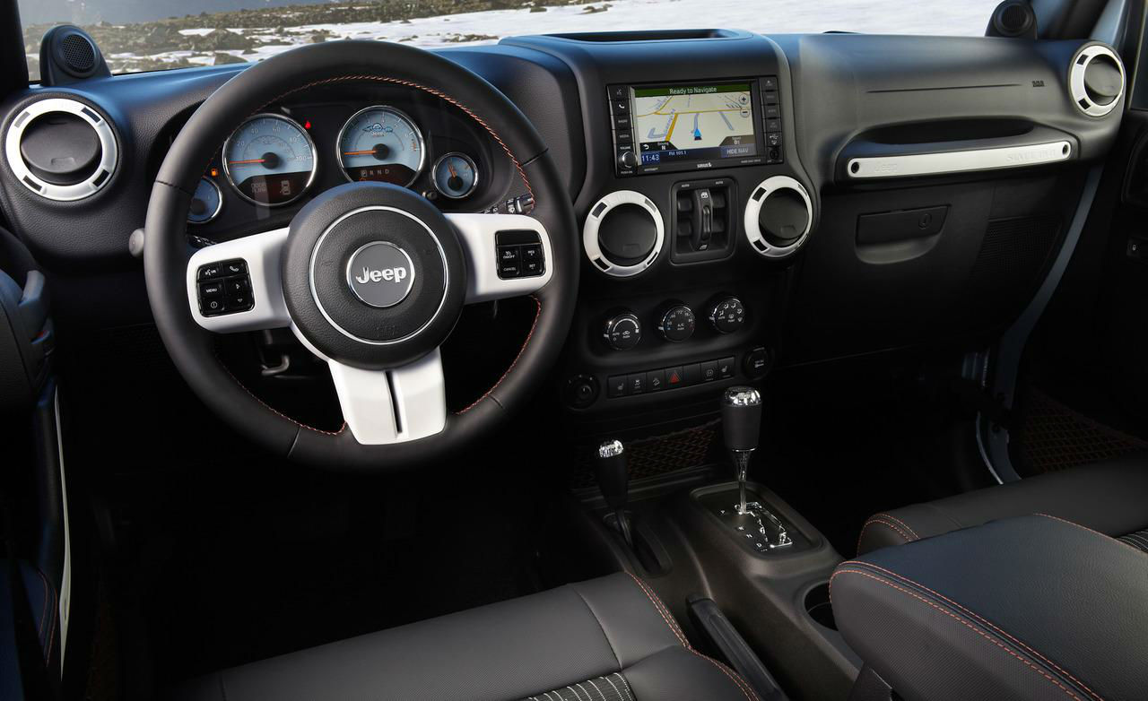 2014 Jeep Wrangler Unlimited Interior Topcarz Us