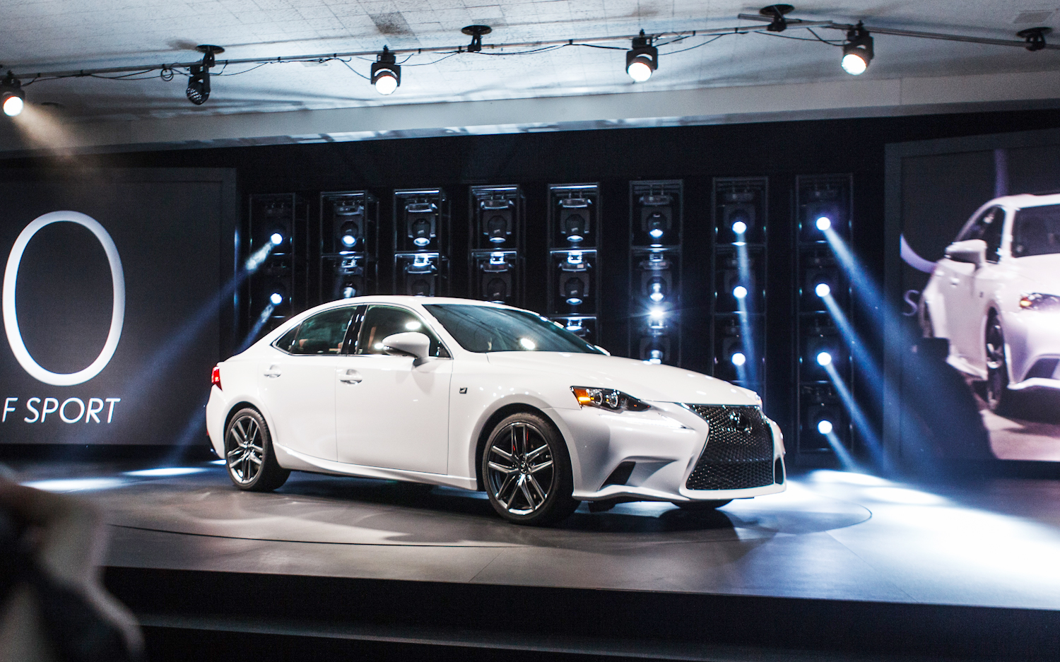 2014 Lexus IS 350 Release Date