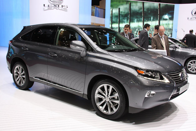 2014 lexus rx redesign images. Black Bedroom Furniture Sets. Home Design Ideas