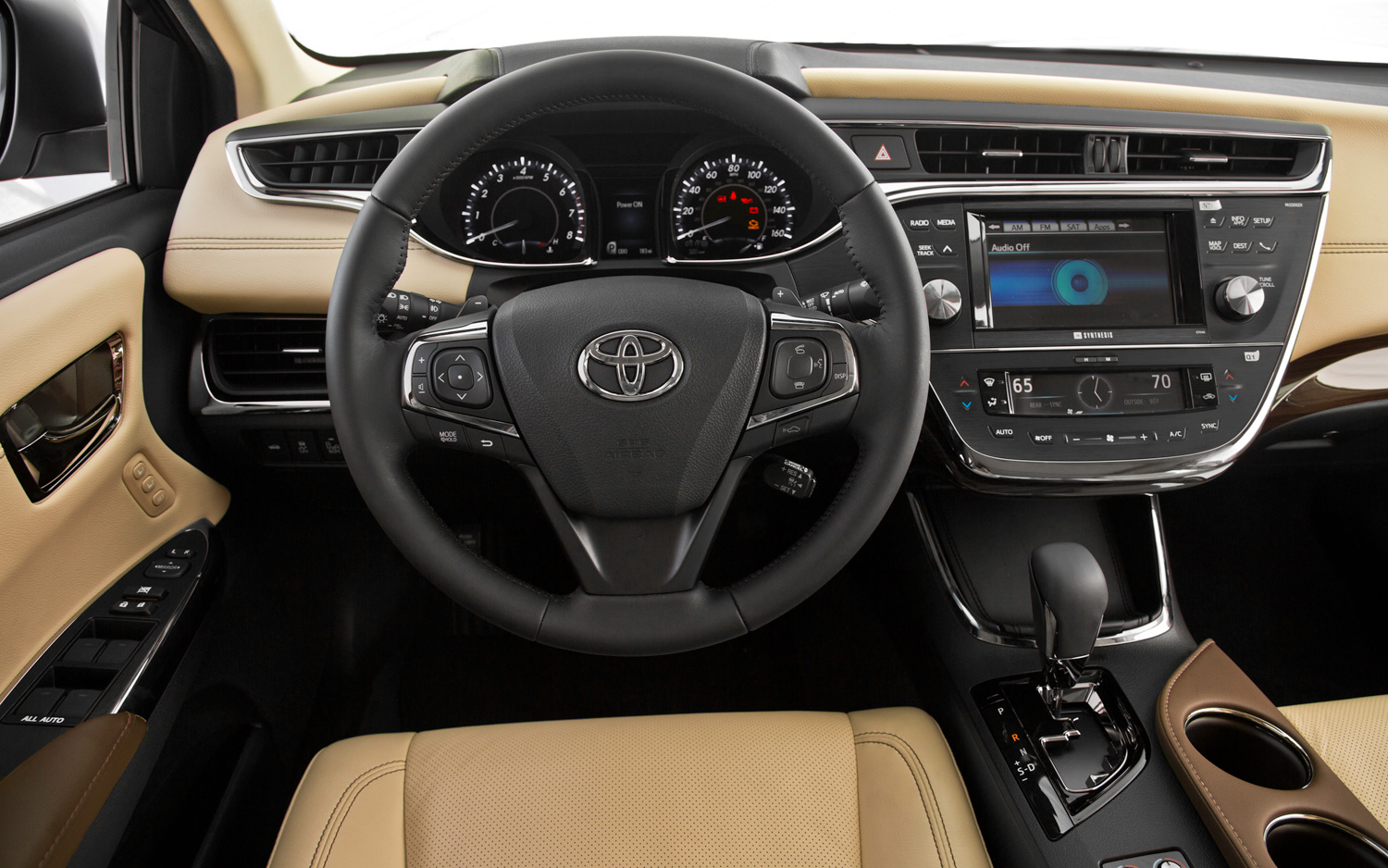 Good 2014 Toyota Avalon Interior