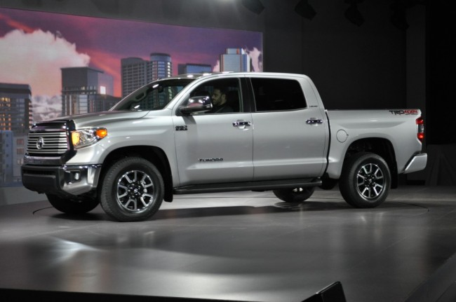 2014 Toyota Tundra Release Date