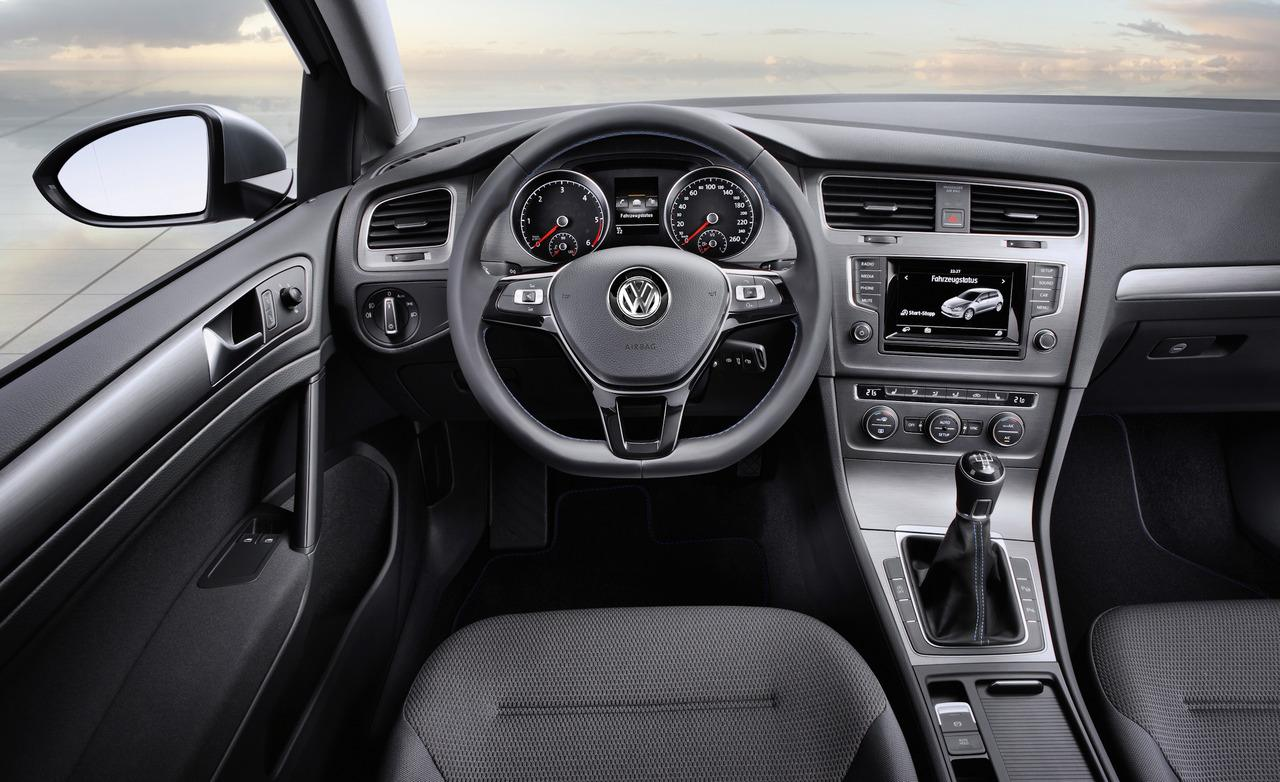 2014 volkswagen golf interior topcarz us