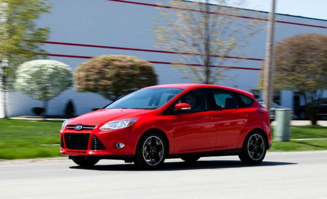2014 Ford Focus Hatchback SE