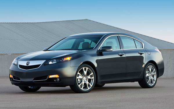 2015 Acura TSX Redesign