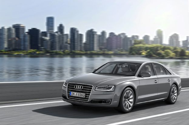 2015 Audi A8 Coupe