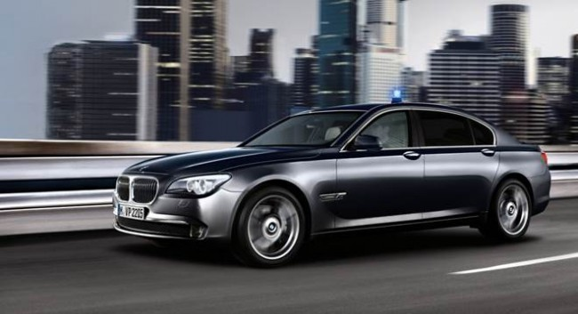 2015 BMW 7 Series Release Date