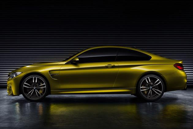 2015 BMW M4  Release Date
