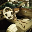 2015 Bentley Azure Interior