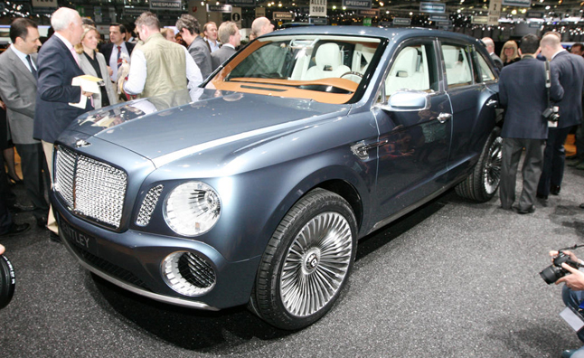 2015 Bentley Falcon Release Date