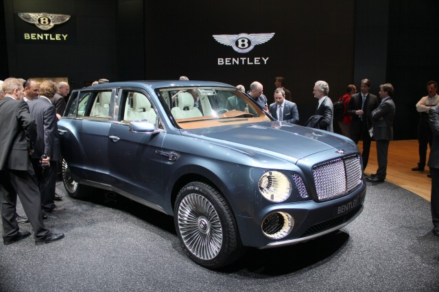 2015 Bentley Suv Release Date