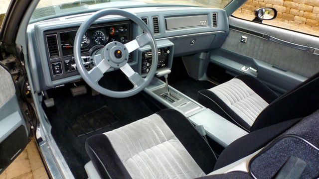 2015 Buick Grand National >> 2015 Buick Grand National Interior