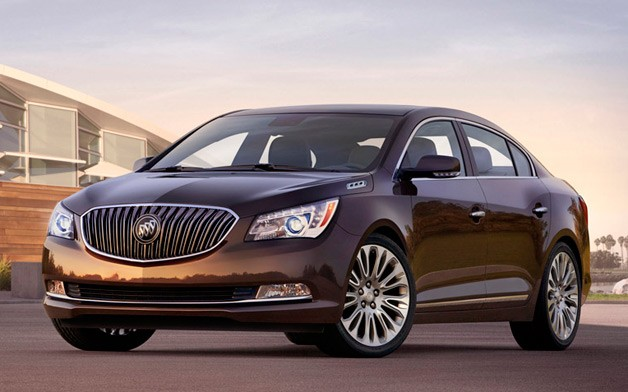 2015 Buick Lacrosse Redesign