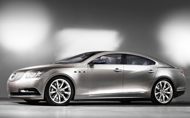 2015 Buick Riviera Images