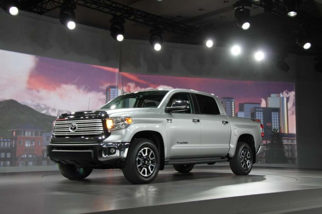 2015 Toyota Tundra Release Date