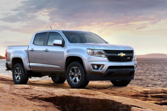 2015 Chevrolet Colorado Z71 Diesel