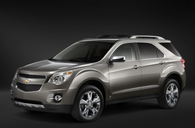2015 Chevrolet Equinox Redesign