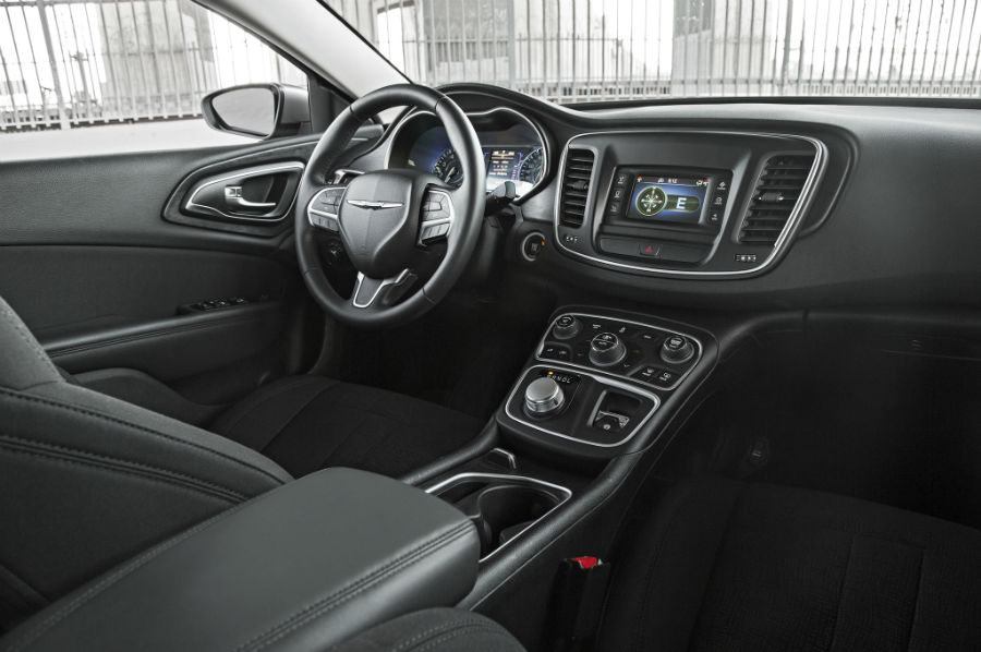 2015 chrysler 200 interior topcarz us. Black Bedroom Furniture Sets. Home Design Ideas