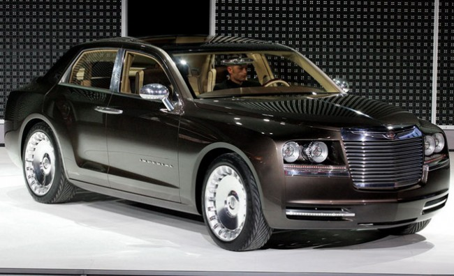 2015 Chrysler Imperial