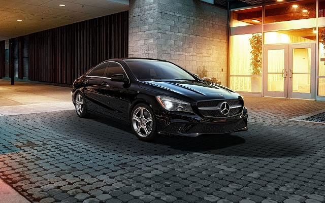 2014 Mercedes Cla Coupe