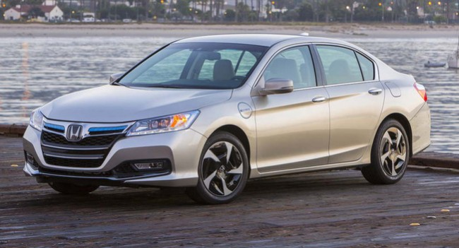 2015 Honda Accord Concept