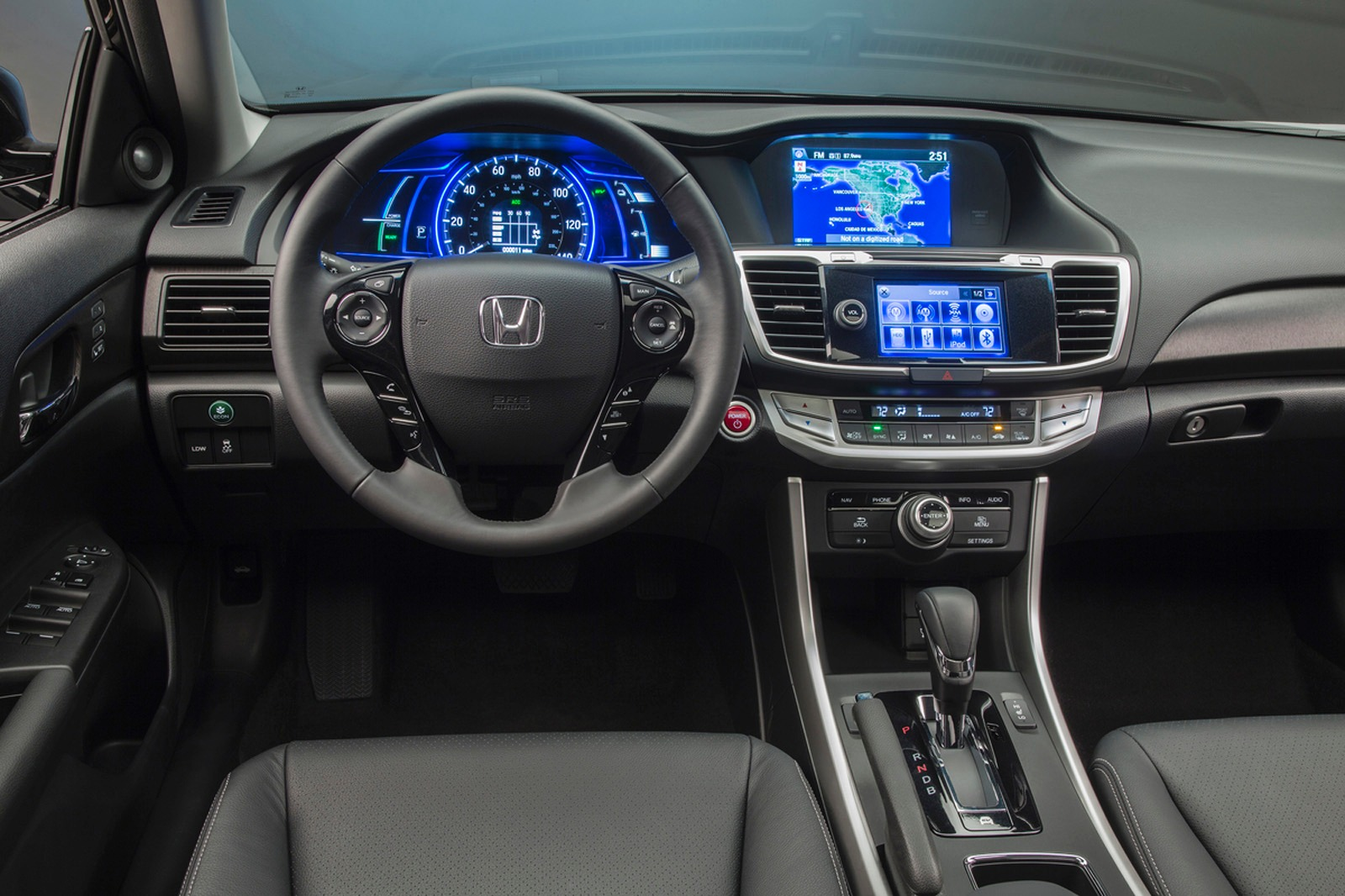 2015 Honda Accord Interior | TOPCARZ.US