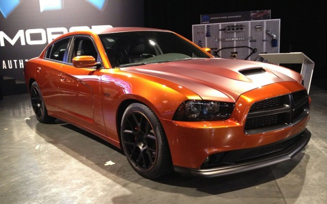 Dodge Charger 2014 Srt8