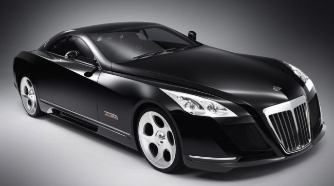 Maybach Exelero 2014 Images