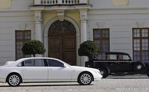Maybach Landaulet 2014 Spy