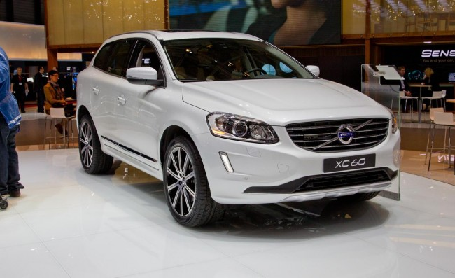 Volvo Xc60 2014 Release Date