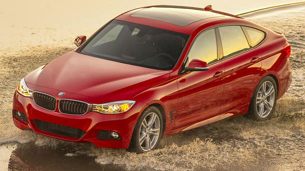 2014 BMW 3 Series Wagon Hatchback