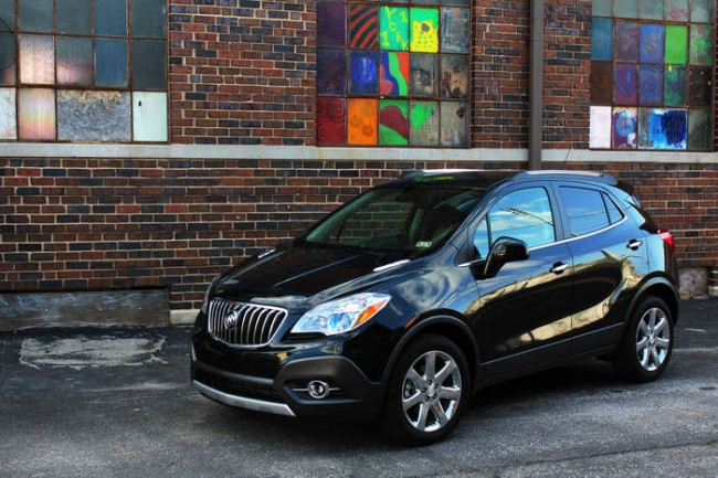 2014 BUICK Encore Black