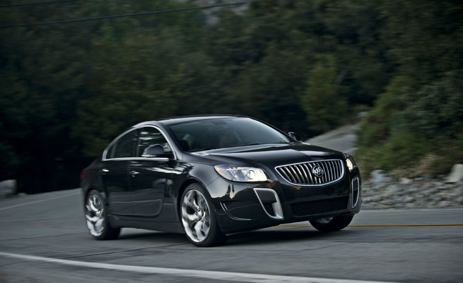 2014 Buick Regal Black Topcarz Us
