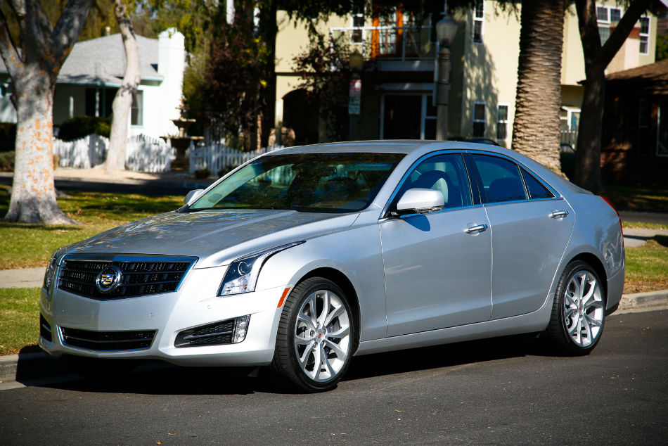 2014 cadillac ats 3 6l luxury topcarz us. Black Bedroom Furniture Sets. Home Design Ideas