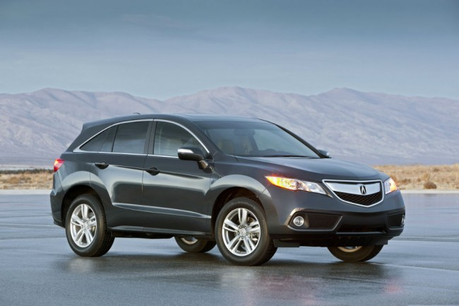 2013 Acura RSX Image