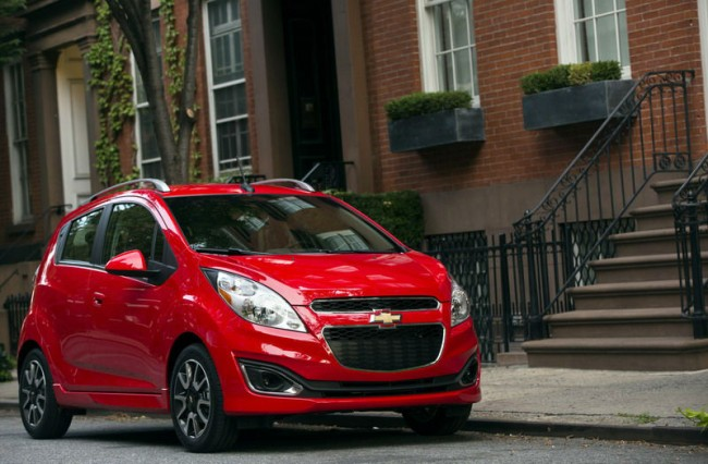 2014 Chevrolet Spark 2LT Manual