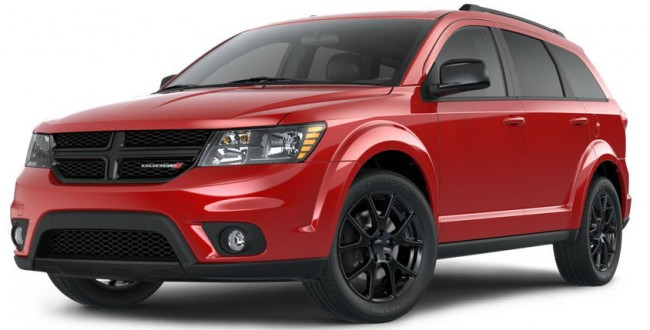 2014 Dodge Journey Blacktop Edition