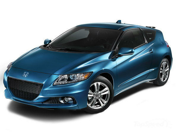 2014 Honda CR-Z EX Manual