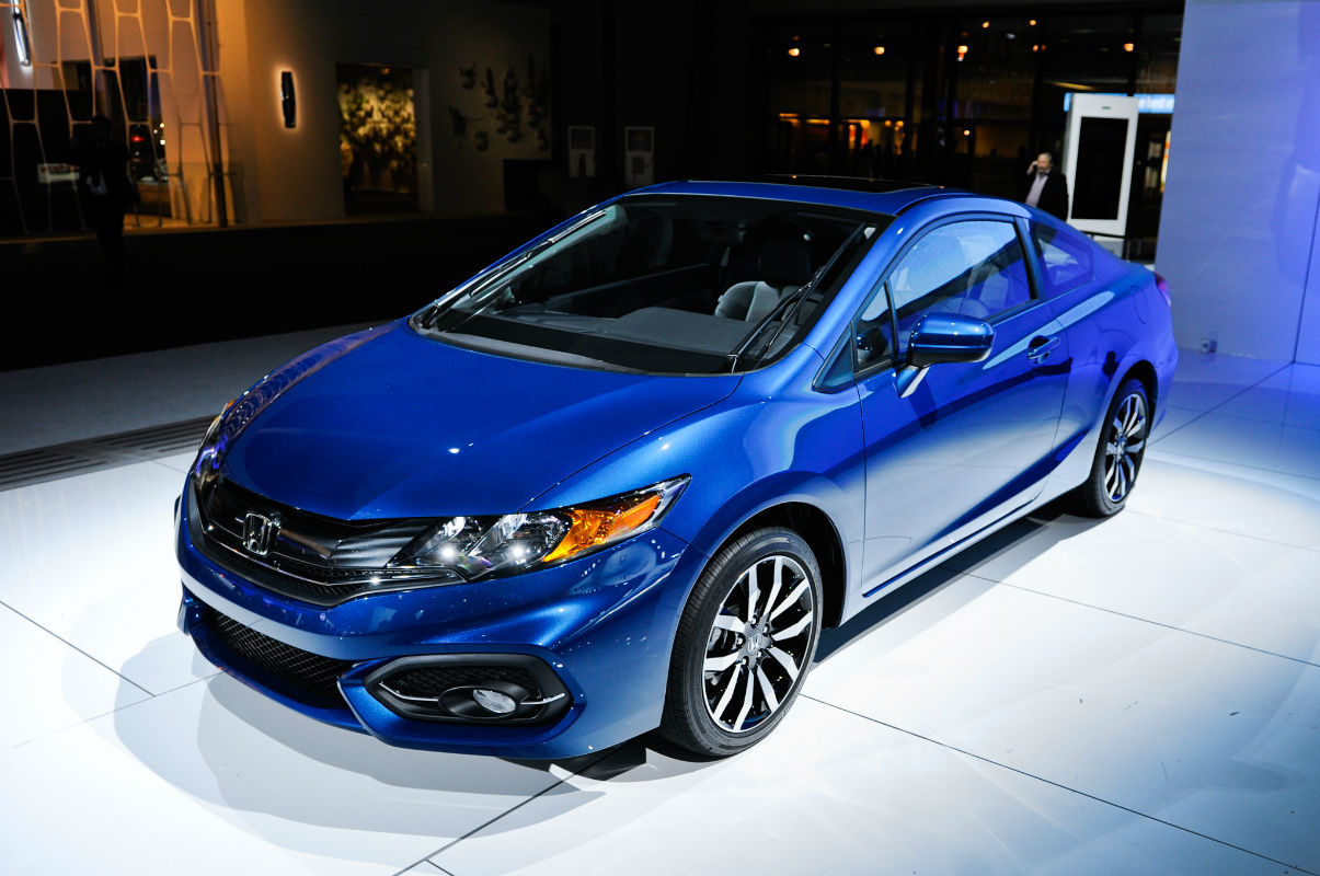 2014 honda civic si sedan blue topcarz us. Black Bedroom Furniture Sets. Home Design Ideas