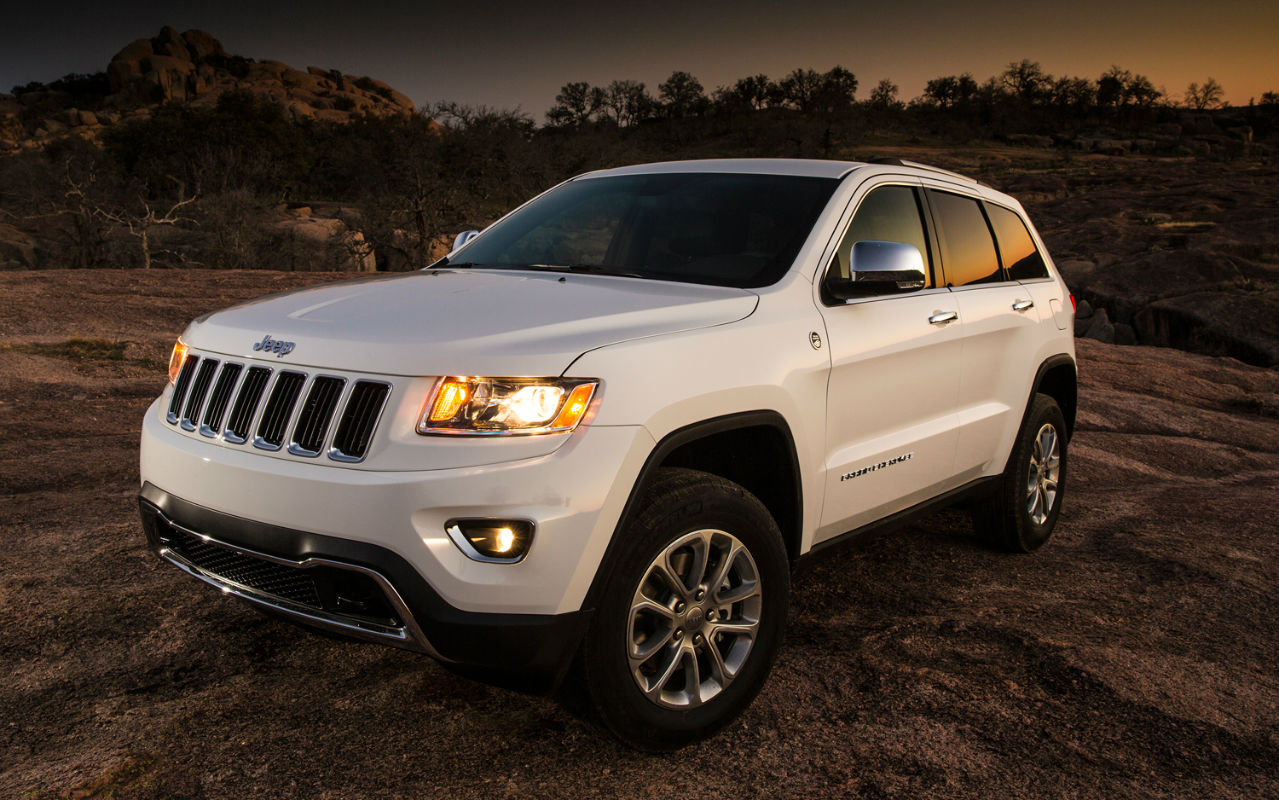 2014 jeep grand cherokee white topcarz us. Black Bedroom Furniture Sets. Home Design Ideas