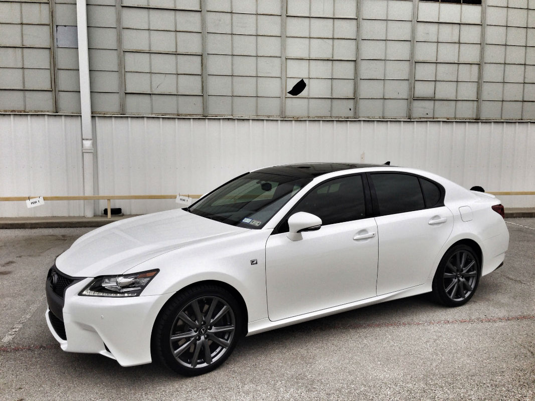 2014 lexus gs 350 f sport white topcarz us. Black Bedroom Furniture Sets. Home Design Ideas