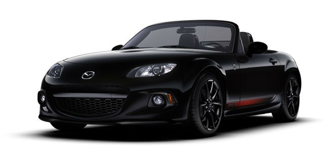 2014 Mazda MX-5 Miata Club
