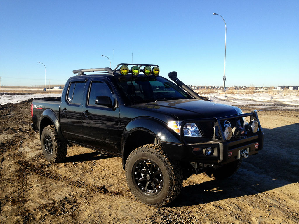 2014 Nissan Frontier Pro 4x Lifted Topcarz Us